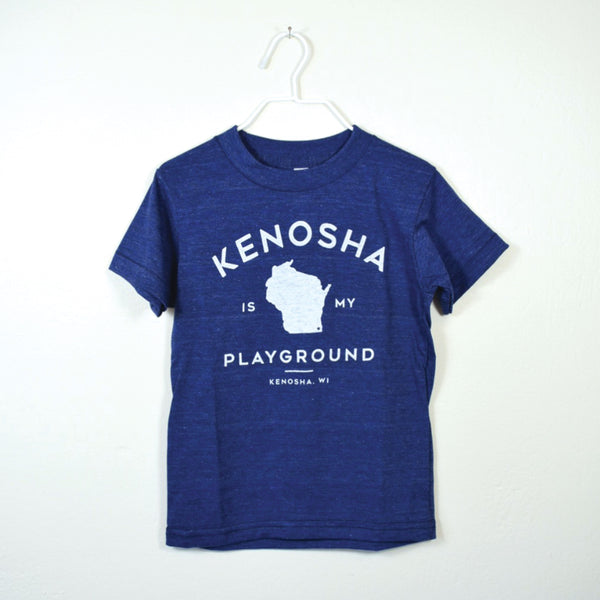 Kenosha Is My Playground T-shirt - Youth