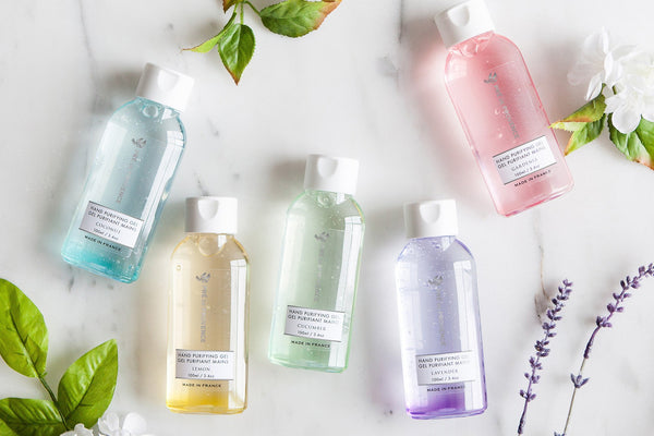 European Soaps Hand Purifying Gels