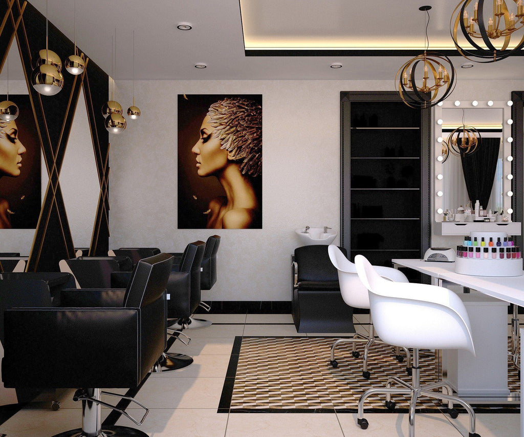Why Salon Interior is Very Important (PLUS IDEAS FOR YOUR SALON!)