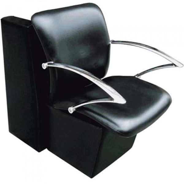 Ikonna Professional Hair Dryer Chair Unit in Black