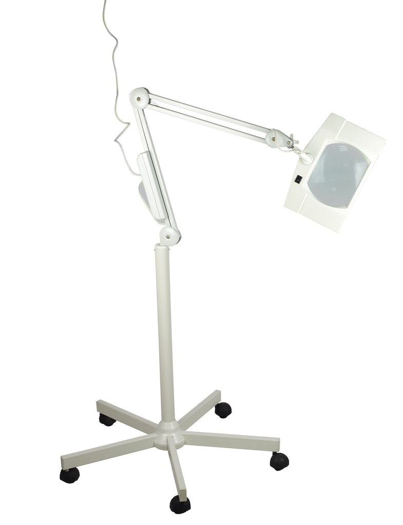SalonPro Professional LED Light Magnifying Lamp Facial Spa Treatment Magnifying Lamp SalonPro Equipment