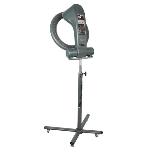 Image of SalonPro Orbiting Halo Infrared Hair Color Processor Dryer w/ Rolling Base Color Processor SalonPro Equipment