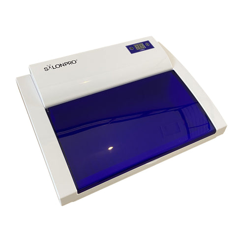 Image of SalonPro UV Disinfecting Cabinet For Styling Tools Sanitizer Cabinet SalonPro Equipment