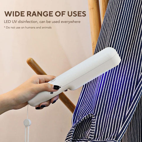 Image of SalonPro UV SteriLamp - Portable Ultraviolet Sanitizer Disinfection Light Wand Light SalonPro Equipment