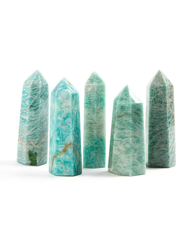 Amazonite Polished Point