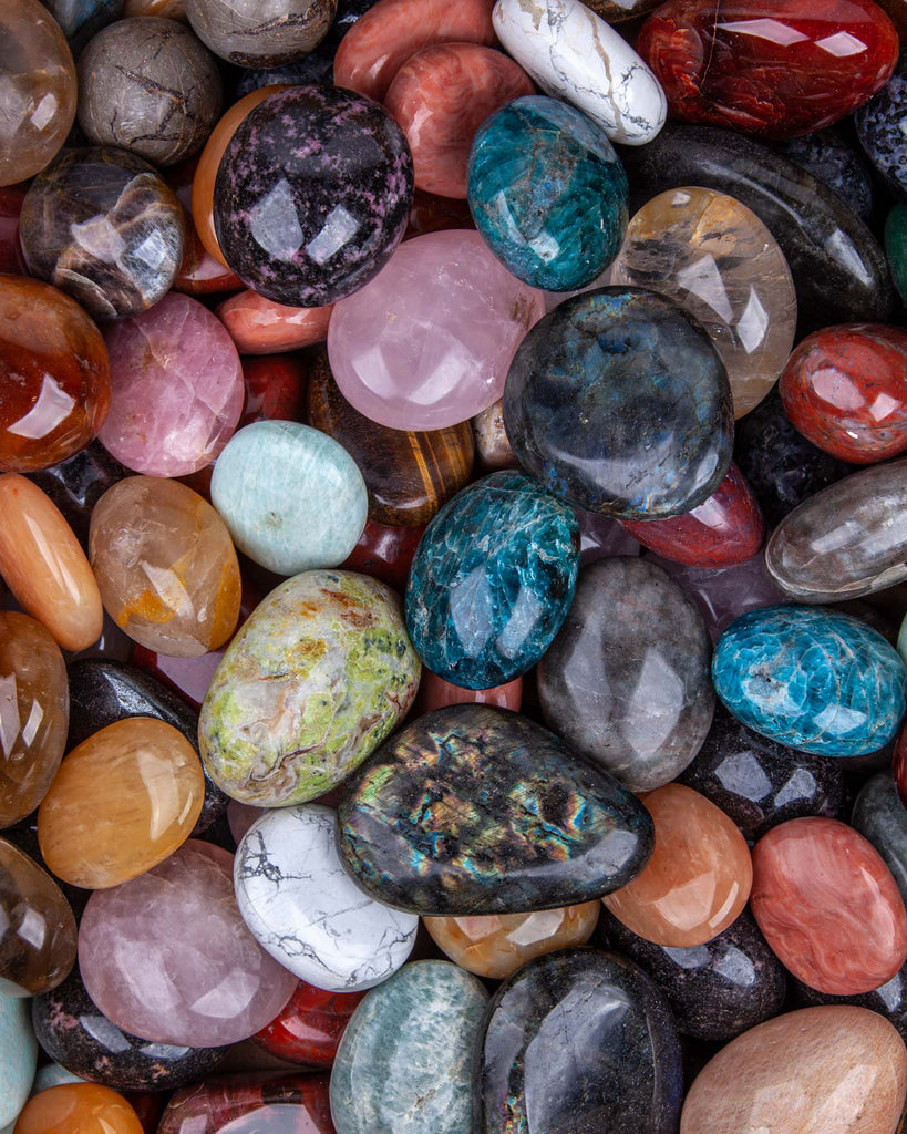 Assorted Palm Stones