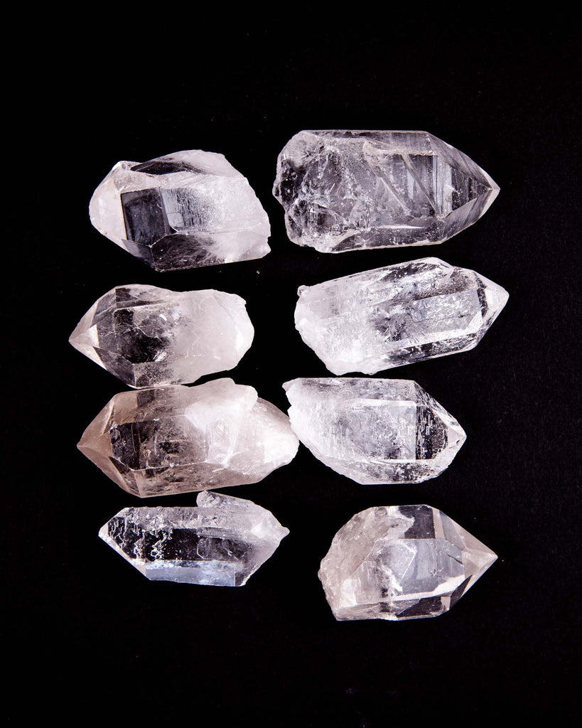 Clear Quartz Points - Extra Grade
