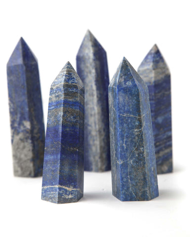 Lapis Lazuli Polished Point