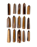 Tigers Eye Polished Point