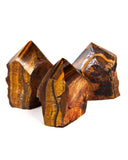 Tigers Eye Top Polished Point