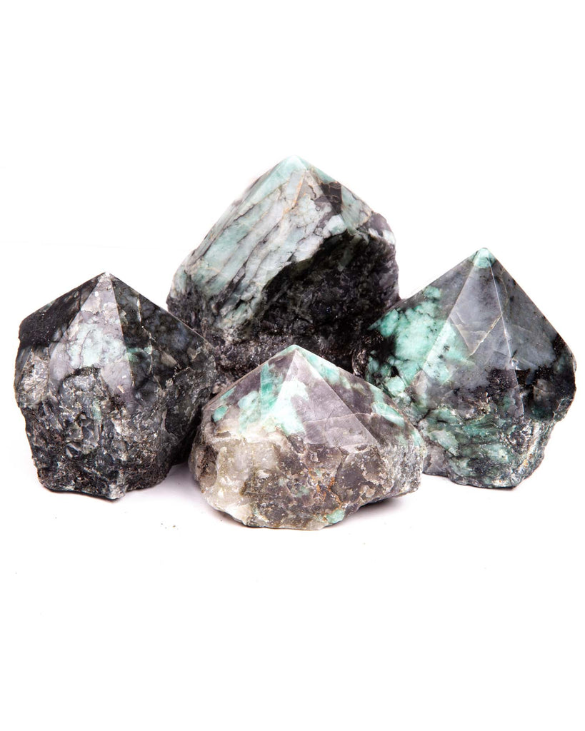 Emerald Top Polished Point