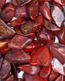 Tumbled Red Jasper (Madagascar)
