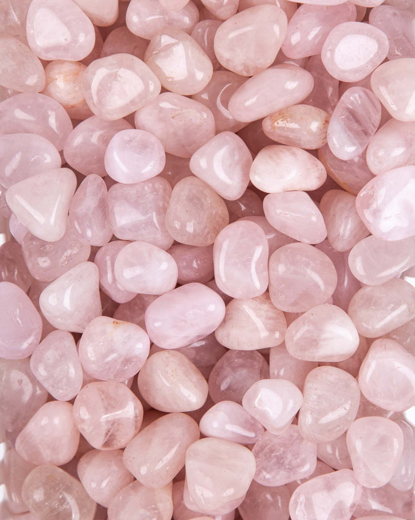 Tumbled Rose Quartz (Brazil)