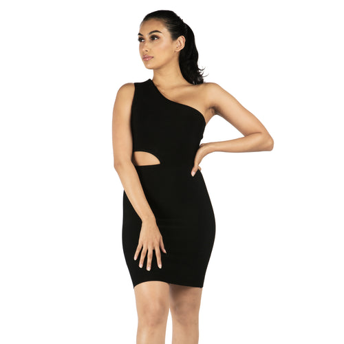 ARIA DRESS | Black