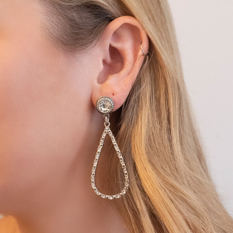 Jeyda Tear Drop Earrings