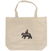 Tote Bag – The Boy & The Bear Logo