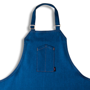 [apron] AOSbySOSA [product title] [apron] blue apron created by AOSbySOSA and chef angelo sosa [product title]