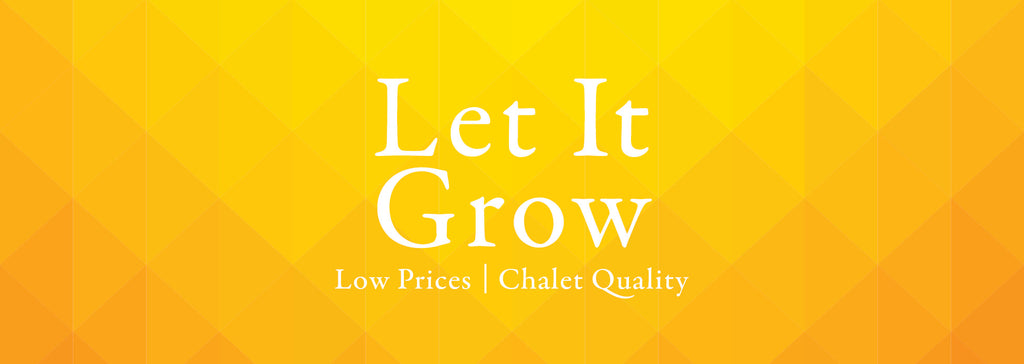 Chalet Chicago Let It Grow Low Priced Outdoor Plant Collection