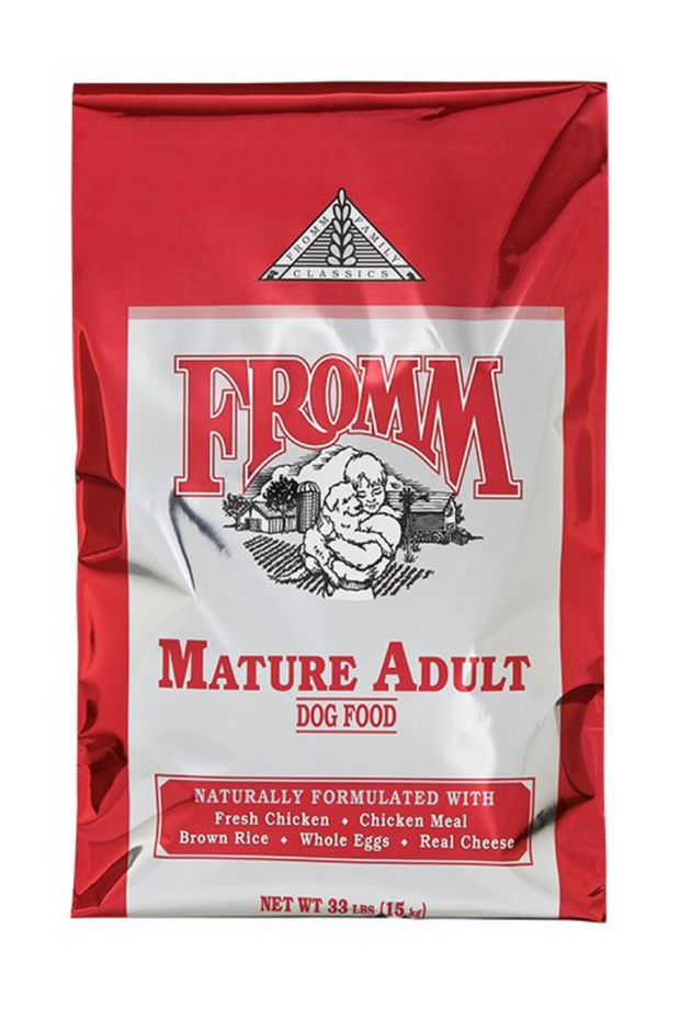 Fromm Classic Mature Adult Dry Dog Food