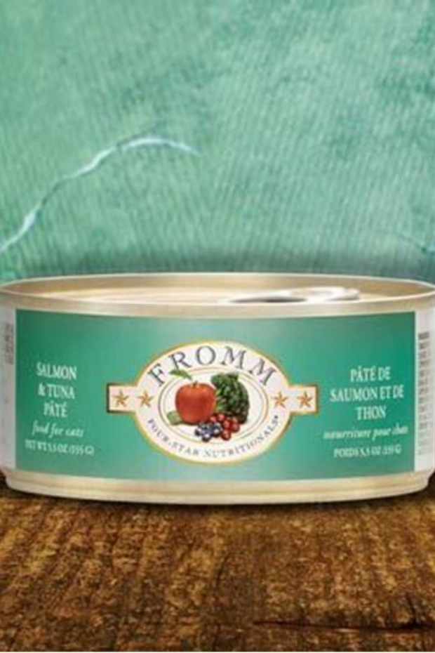 Fromm Salmon & Tuna Pâté Cat Food