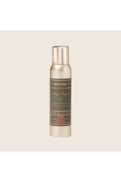 Aromatique Orange & Evergreen Aerosol Room Spray