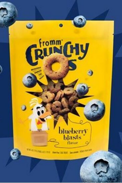 Fromm Blueberry Blasts Flavor Dog Treats