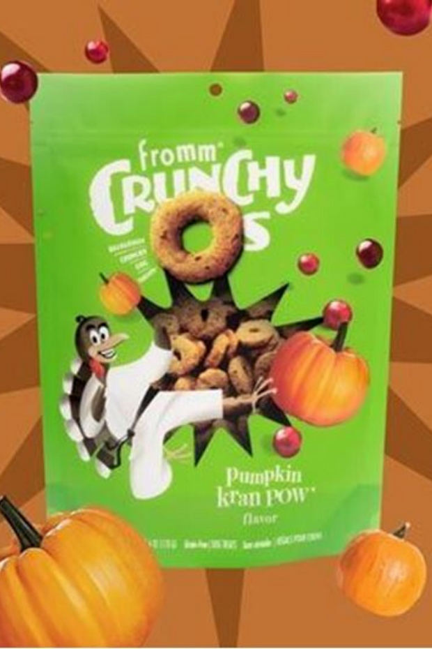 Fromm Pumpkin Kran Pow™ Flavor Dog Treats
