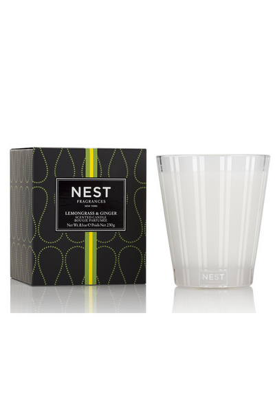 Nest Lemongrass & Ginger Candle