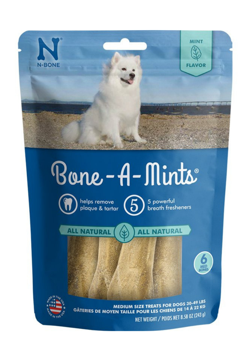N-Bone Bone-A-Mints Dental Dog Treats