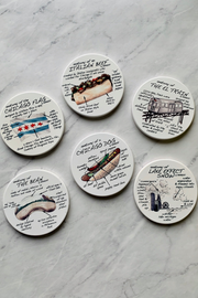 Coaster, Anatomy of the Chicago Bean