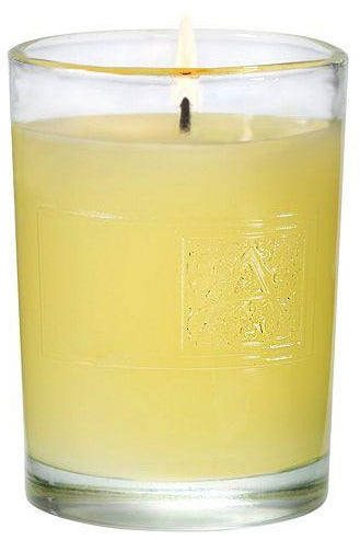 Aromatique Orange & Evergreen Votive Candle