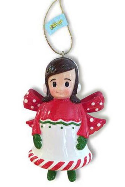 Oliver The Ornament- Belle Ornament