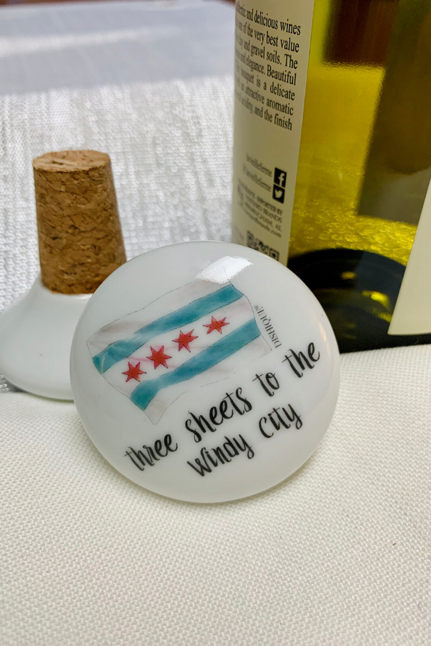Wine Cork, Windy City