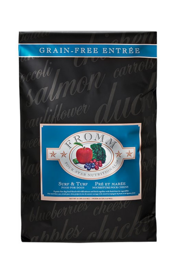 Fromm Surf & Turf Four-Star Nutritionals Dog Food (Grain Free)