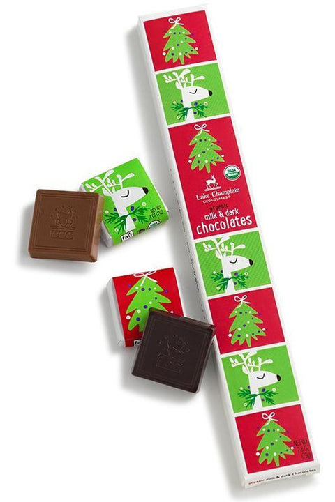 Stocking Stuffer Organic Squares