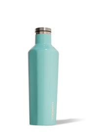 Gloss Turquoise Classic Canteen