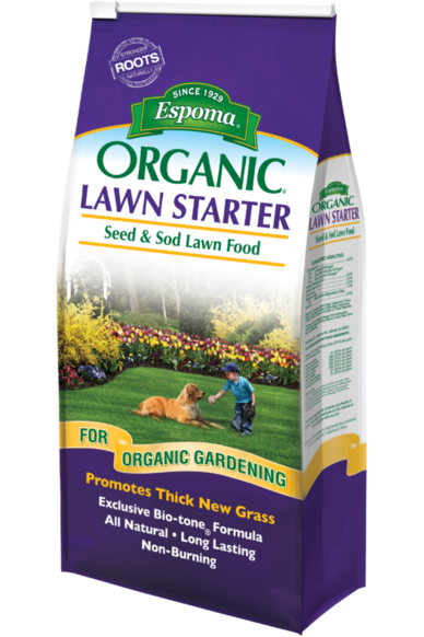 Fertilizer, Lawn Starter 7.5lbs