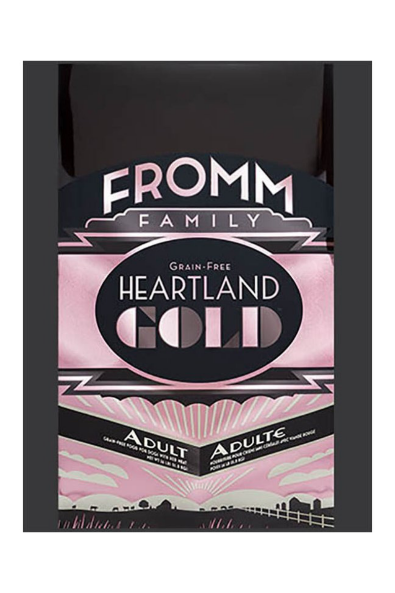 Fromm Heartland Gold Grain-Free Adult