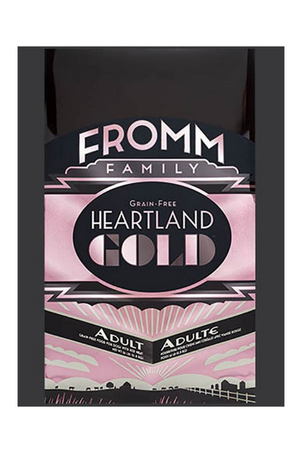 Fromm Heartland Gold Adult Dry Dog Food