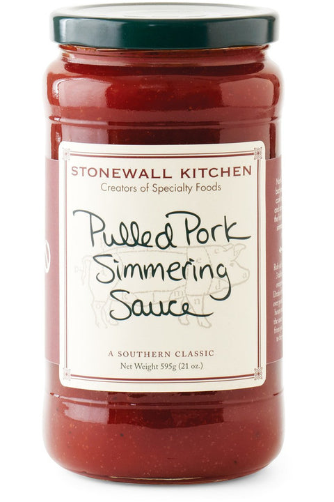 Stonewall Kitchen Pulled Pork Simmering Sauce