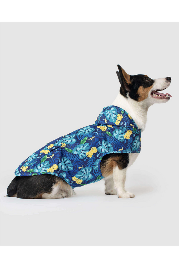 Canada Pooch, Pick Me Poncho Tropical