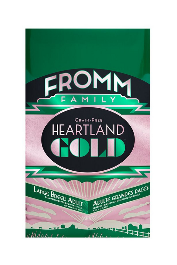 Fromm Heartland Gold Large Breed Adult Dry Dog Food