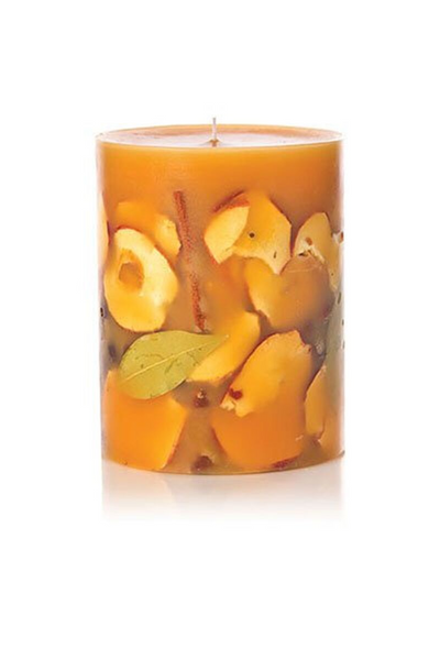 Candle, Spicy Apple Botanical 5.5""