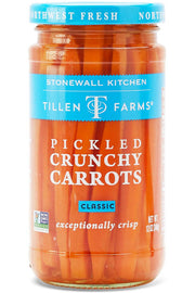 Stonewall Kitchen Pickled Crunchy Carrots