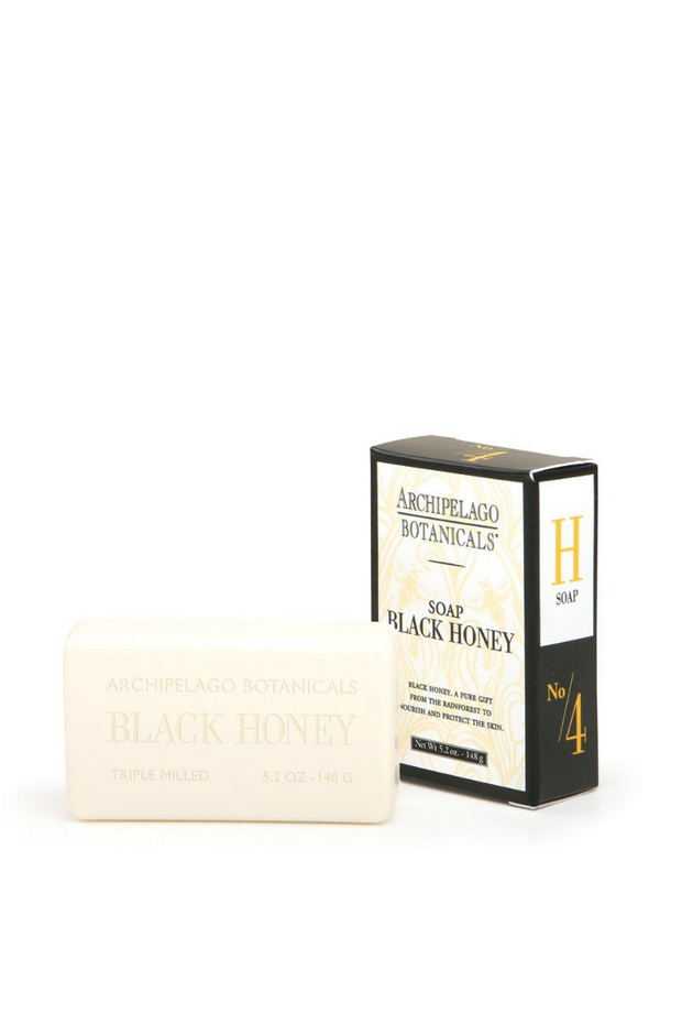 Black Honey Bar Soap