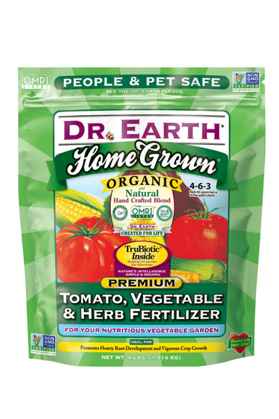 Fertilizer, Dr. Earth Tomato, Vegetable & Herb