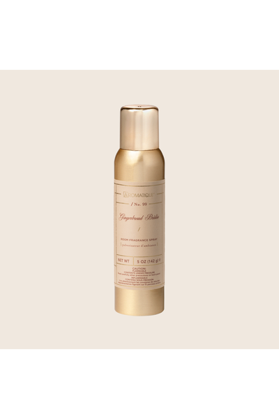 Aromatique Gingerbread Brûlée Aerosol Room Spray