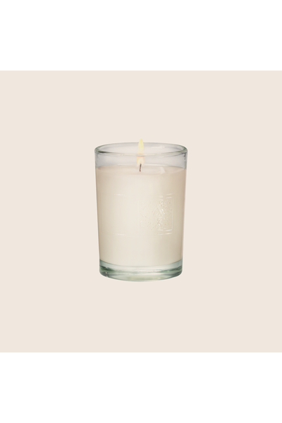 Aromatique Gingerbread Brûlée Votive Glass Candle