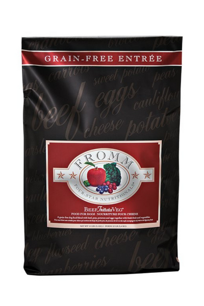 Fromm Beef Frittata Veg Four-Star Nutritionals Dog Food