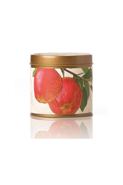 Rosy Rings Spicy Apple Signature Tin Candle